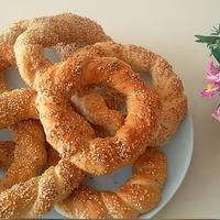 Бублики-симит... (Из турецкой кухни)