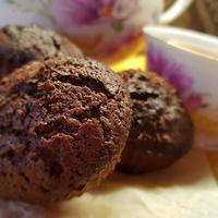 Шоколадно-кофейные кексы от мамы – привет, лишние килограммы
