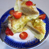 Овощные голубцы - просто и вкусно!