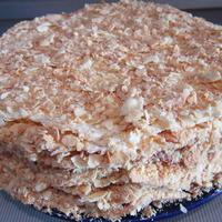 Мое коронное блюдо - торт Наполеон!
