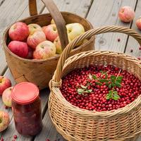 Вкусные и полезные заготовки октября