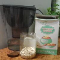 На завтрак полезный кисель из ферментированного овса
