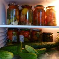 Мой рецепт маринованных томатов на зиму