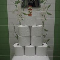 Приятный запах в туалете: лайфхак в очередном секрете)))