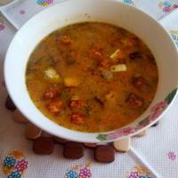 Рецепт супа из нута