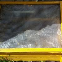 Мини-грядка с крышкой – подспорье для защиты растений во время заморозков