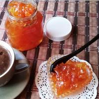 Очень вкусное варенье из тыквы с лимоном и апельсином. Необычно!