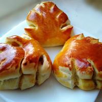 Нереально мягкие булочки - как пух! Рецепт с яблоком и корицей
