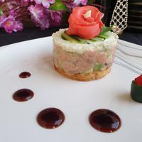 Тартар из лосося, или Старое блюдо на новый лад