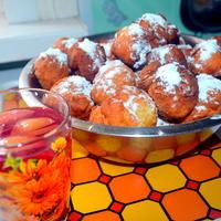 Вкуснятина - воздушные пончики на кефире!