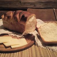 """Хлеб """"Гармошка"""" - красивый, вкусный, необычный"""