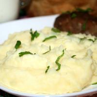 Картофельное пюре, как у бабушки