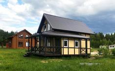 Сосновые берега (Петушинский район Владимирской области)