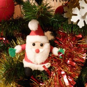 Дед Мороз-красный нос)