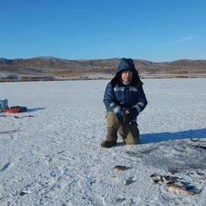 Рыбалка на озере Давлетово