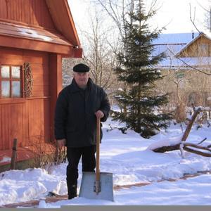 Металлическая лопата служит много лет