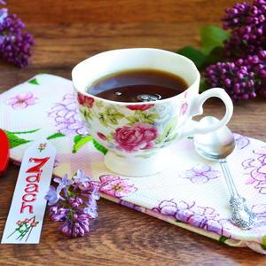 СемиДачное утро с ароматом сирени)