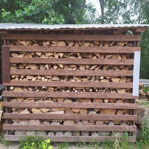 На дворе дрова