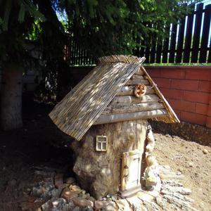 Кто живет в сказочном домике?