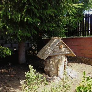 Сказочный домик для гномиков