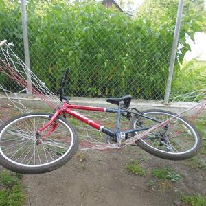 Велосипедам тоже надо отдыхать!