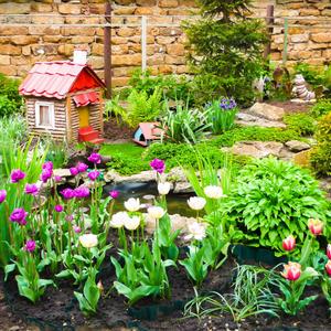 Весна на даче!!!!