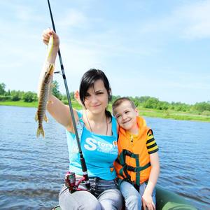 Рыбалка у нас - семейное хобби