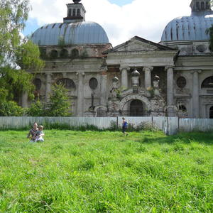 Усадьба Гончаровых в Яропольце