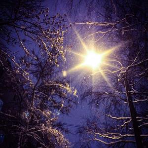 "Ночное ""солнце"""