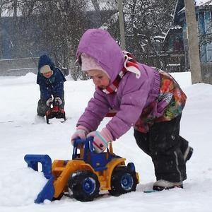 Снегоуборочная техника нашего города