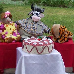 Торт не режем без гостей, подарков ждём и новостей!