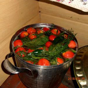 Бочковые помидорки