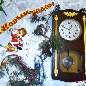 Главный праздник в 7-миДАЧье - Новый год