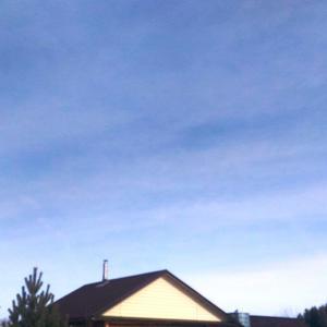 Под голубыми небесами...