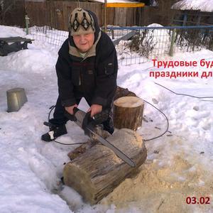 Запоздалая заготовка дров на зиму