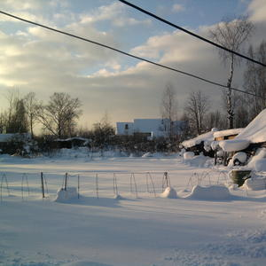 Снег-снежок