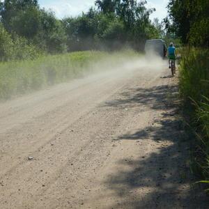 Наши дороги в поселке