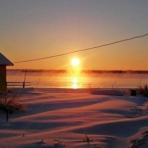 Солнце встаёт