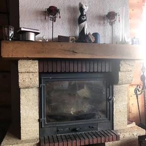 Согреем дом теплом камина