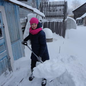 Снегоуборщица)))