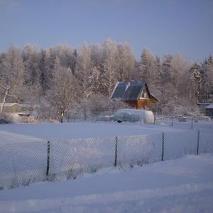 Зимой никто здесь не живет