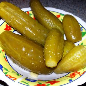 На салатик