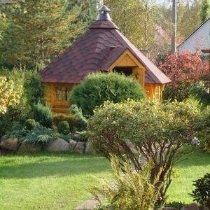 Наш любимый домик-гриль :-)
