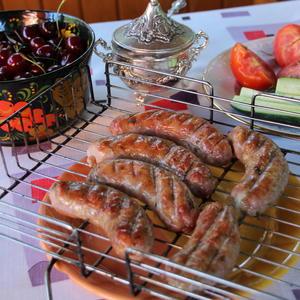 Пикник с колбасками