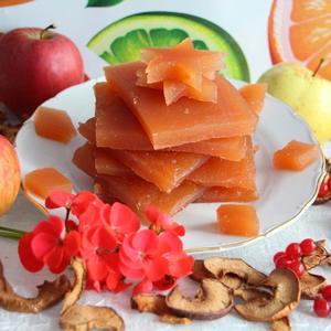 Заготовки из яблок: яблочный мармелад и сушеные яблочки