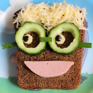 Бутерброд для умника)