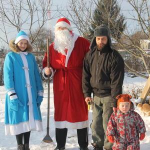 Сельский Дед Мороз