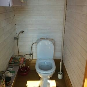 Наш дачный туалет