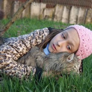 Сестренка с кошечкой)