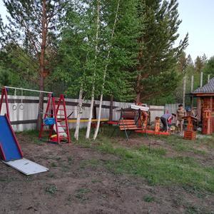 Детская площадка для внучки